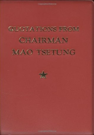 quotations from chairman mao tse tung by mao zedong