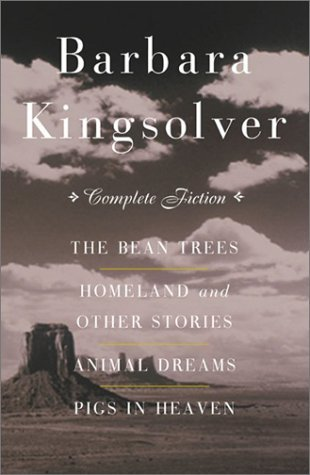 The Complete Fiction by Barbara Kingsolver