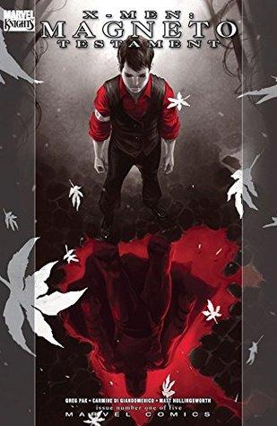 X-Men: Magneto - Testament #1