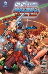 Ebook Das DC-Universum vs. Masters of the Universe by Keith Giffen TXT!
