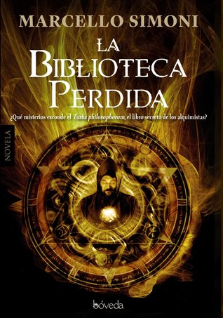 La Biblioteca perdida por Marcello Simoni, Bernardo Moreno Carrillo