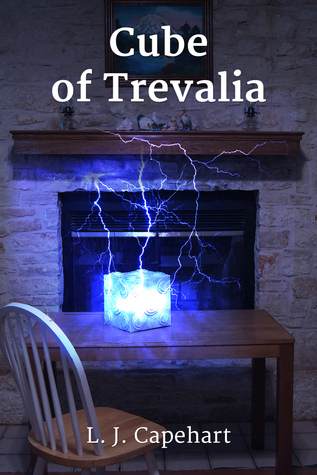 Cube Of Trevalia By Lj Capehart