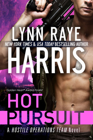 Hot Pursuit (Hostile Operations Team, #1)
