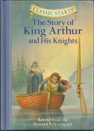 The Story of King Arthur and His Knights by Tania Zamorsky
