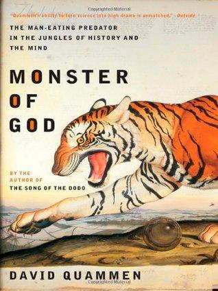 Monster of God by David Quammen
