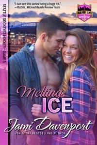 Melting Ice (Seattle Sockeyes Hockey #3)