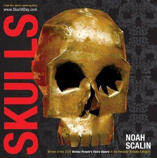 SKULLS by Noah Scalin