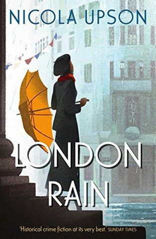 London Rain by Nicola Upson