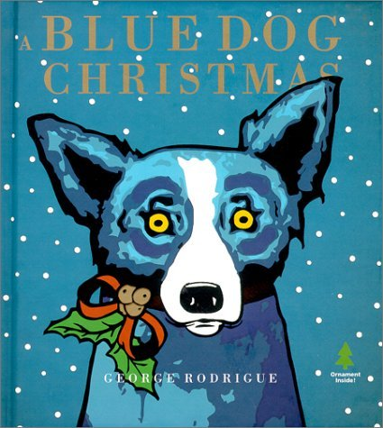 A Blue Dog Christmas