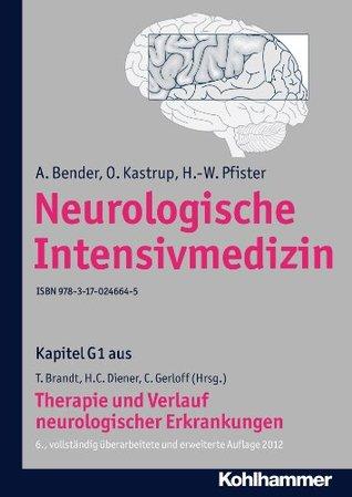 Neurologische Intensivmedizin: G1 Therapie und Verlauf neurologischer Erkrankungen