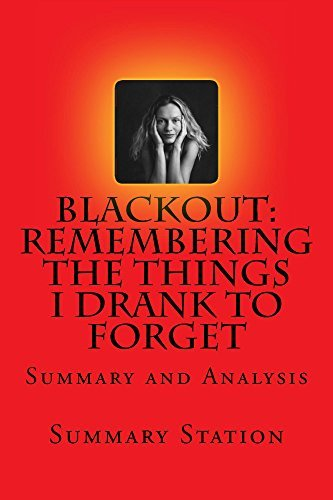 """Blackout: Remembering the Things I Drank to Forget by Sarah Hepola 