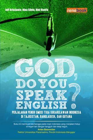 God, Do You Speak English?