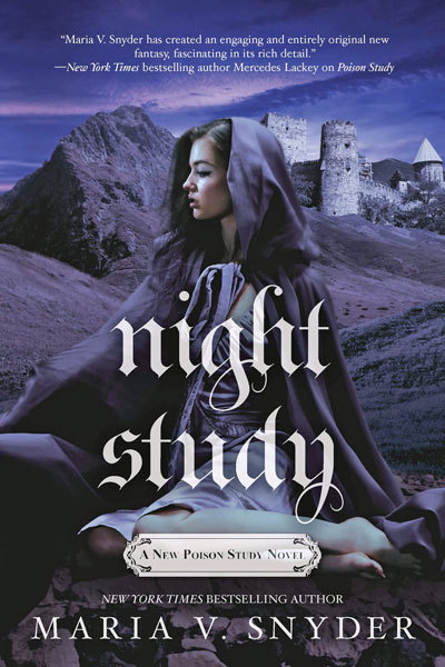 Night Study (Soulfinders, #2; Study, #5)