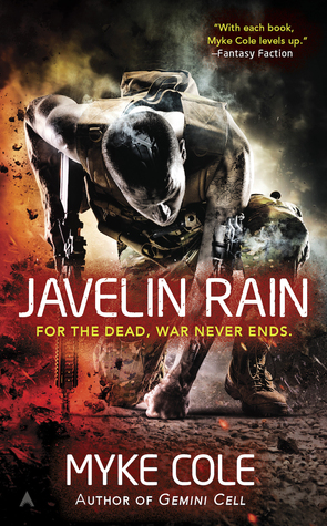 Javelin Rain(Shadow Ops [Publication Order] 5)