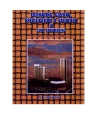 Estimating And Costing Book