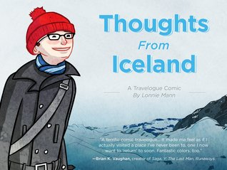 Thoughts From Iceland: A Travelogue Comic