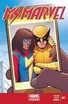 Ms. Marvel (2014-2015) #7 by G. Willow Wilson