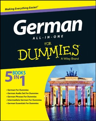 German All-in-One For Dummies (For Dummies