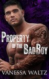 Property of the Bad Boy (Cravotta Crime Family, #3)