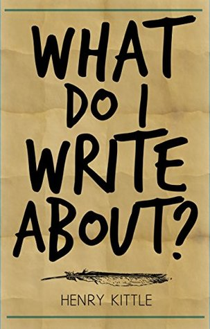 What Do I Write About?: Finding ideas for your first non-fiction book