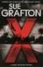 X (Kinsey Millhone, #24) by Sue Grafton