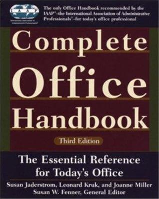 Complete Office Handbook Descargar libros para kindle en línea