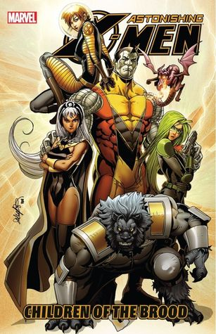 Astonishing X-Men, Volume 8: Children of the Brood