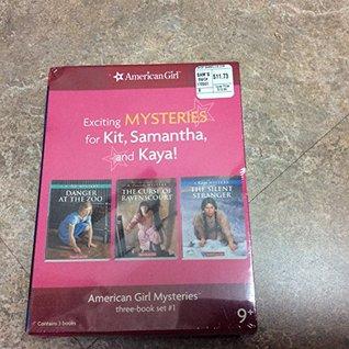 American Girl Mysteries Three-book Set # 1 (in slip case) (Volume 1)
