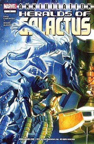 Annihilation: Heralds of Galactus #1
