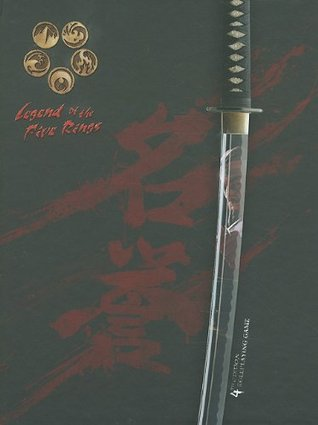 Legend of the five rings rpg 4th edition by shawn carman 8290204 fandeluxe Gallery