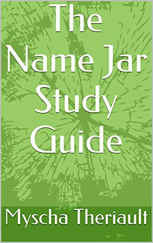The Name Jar Study Guide