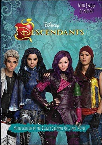 Descendants (Descendants Junior Novel, #1)