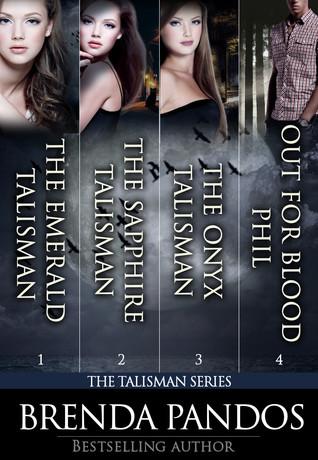 The Talisman Series - Books #1-3 (plus a bonus  novella)