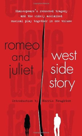 a comparison of romeo and juliet a play by william shakespeare and west side story by arthur laurent Play called absent friends  william shakespeare's romeo and juliet and arthur laurent's west side story are very similar in comparison.