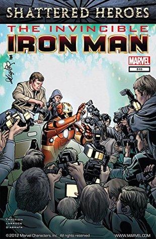 Invincible Iron Man #510