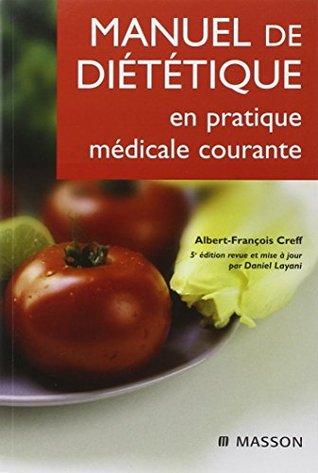 manuel de dietetique en pratique medicale courante 5e ed.