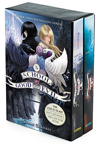 The School for Good and Evil 2-Book Box Set (The School for Good and Evil, #1-2)