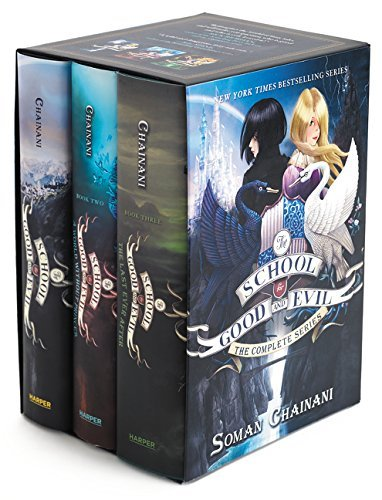 The School for Good and Evil Series (The School for Good and Evil, #1-3)