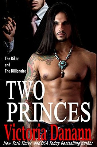 Two Princes (Sons of Sanctuary MC, #1)