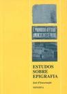 Estudos sobre Epigrafia