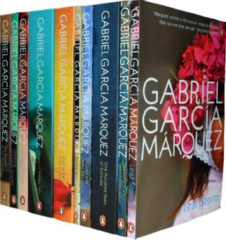 Gabriel Garcia Marquez Collection 10 Books Set Pack RRP:89.90 ( Love in the Time of Cholera, One Hundred Years ofSolitude, Chronicle of a Death Foretold, Of Love and Other Demons, The Story of a Shipwrecked Sailor, No one writes to the Colonel,..)