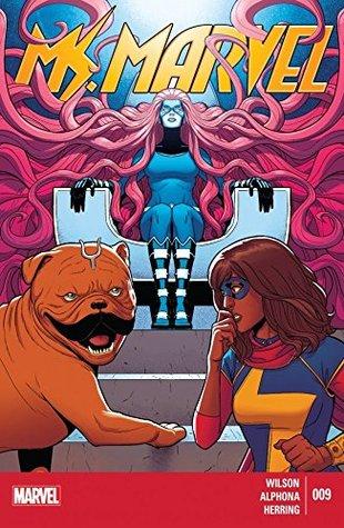 Ms. Marvel (2014-2015) #9