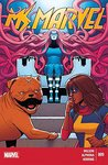 Ms. Marvel (2014-2015) #9 by G. Willow Wilson