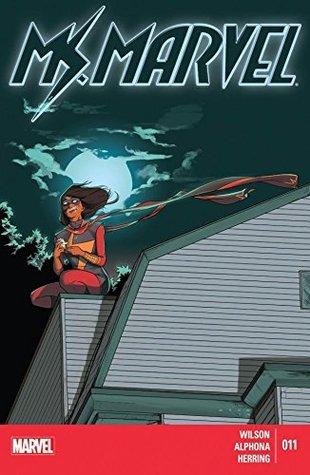 Ms. Marvel (2014-2015) #11