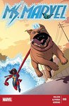 Ms. Marvel (2014-2015) #8 by G. Willow Wilson