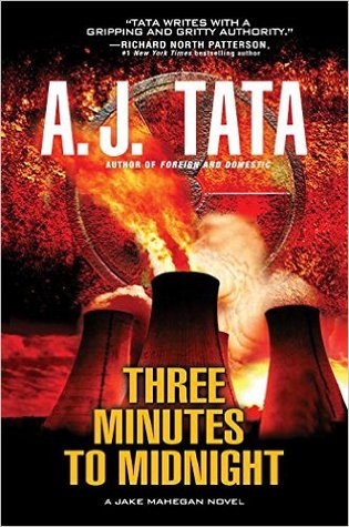 Three Minutes to Midnight (Captain Jake Mahegan, #2)