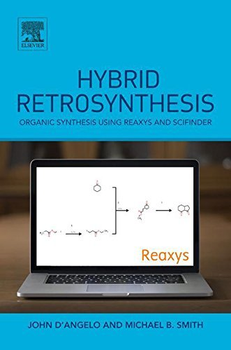 Hybrid Retrosynthesis: Organic Synthesis using Reaxys and SciFinder