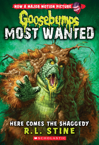 Here Comes the Shaggedy Goosebumps: Most Wanted #9