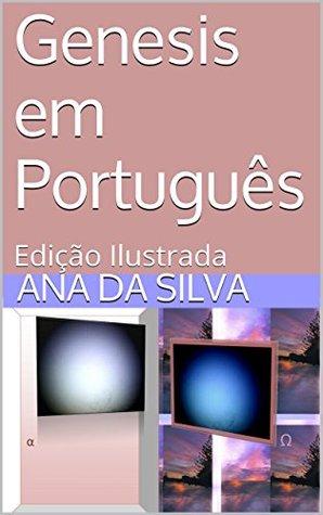 Genesis em Português: Edição Ilustrada (thank-you-giftbook Livro 3)