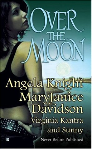 Over The Moon by Angela Knight